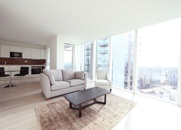 Thumbnail 1 bed flat to rent in Skyline Apartments, Devan Grove, London