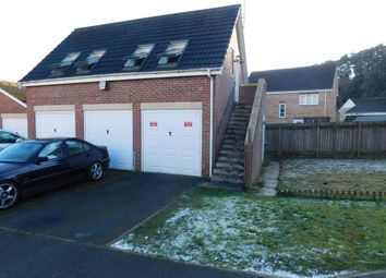 Thumbnail 1 bedroom flat for sale in Scholars Way, Mansfield