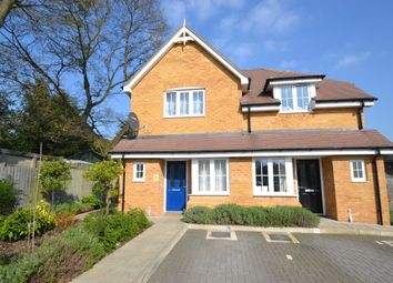 Thumbnail 2 bed semi-detached house for sale in Drakes Road, Amersham