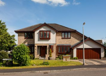 Thumbnail 5 bed detached house for sale in Thistledown, Inchbrakie Drive, Crieff