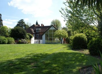 Thumbnail 4 bed semi-detached house for sale in Woburn Hill, Addlestone, Surrey