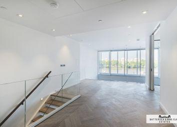 Thumbnail 4 bed flat for sale in Circus Road West, Battersea Power Station, London