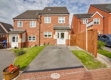Thumbnail 4 bed semi-detached house for sale in Myrtle Crescent, Sheffield