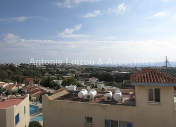 Thumbnail 2 bed apartment for sale in Chloraka, Cyprus