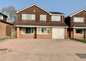 Thumbnail 4 bed detached house for sale in Fairview, Chepstow
