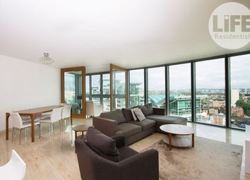 Thumbnail 2 bed flat to rent in The Tower, London