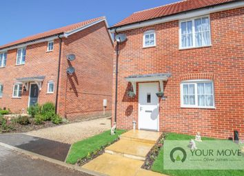 2 bed semi-detached house for sale in Beckers View, Wenhaston, Halesworth IP19