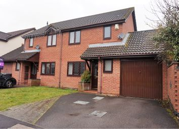 Thumbnail 3 bed semi-detached house for sale in Malvern Gardens, Hedge End