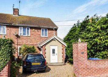 Thumbnail 4 bed semi-detached house for sale in Tedder Road, Lowestoft