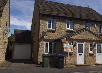 Thumbnail 3 bed town house to rent in Bowmans Court, Melksham