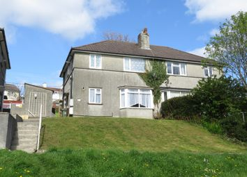 Thumbnail 1 bedroom flat for sale in Warwick Avenue, Whitleigh, Plymouth