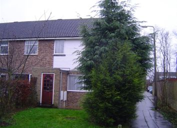 Thumbnail 3 bedroom terraced house to rent in Bramhall Rise, Duston, Northampton