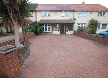 Thumbnail 3 bed terraced house for sale in The Fryth, Basildon, Essex