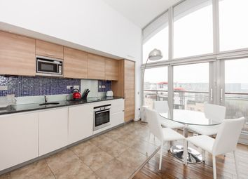 Thumbnail 2 bed flat for sale in Metcalfe Court, John Harrison Way, Greenwich Millennium Village, London