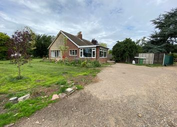Thumbnail 2 bed detached bungalow for sale in Langhorns Lane, Outwell, Wisbech