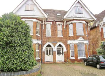 Thumbnail 1 bed flat to rent in Dane Court, 35 Languard Road, Southampton, Hampshire
