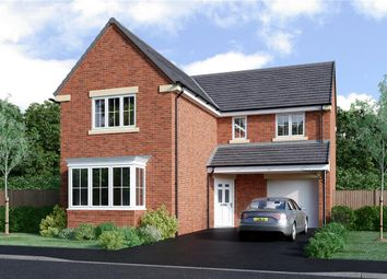 """Thumbnail 4 bed detached house for sale in """"Blakewater"""" at Church Road, Warton, Preston"""