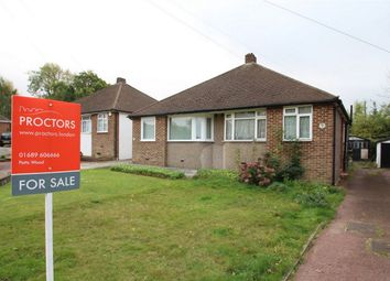 Thumbnail 2 bed semi-detached bungalow for sale in Eynsford Close, Petts Wood, Orpington, Kent