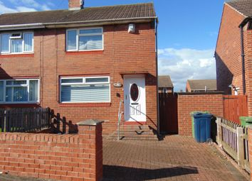 Thumbnail 2 bed semi-detached house for sale in Rannoch Road, Sunderland