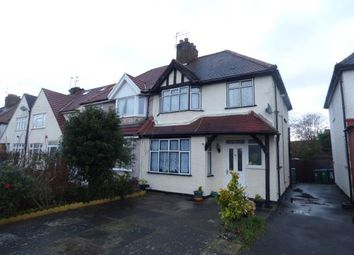 Thumbnail 3 bed semi-detached house for sale in Goodwood Avenue, Watford, Hertfordshire