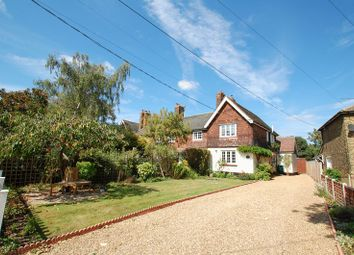 Thumbnail 3 bed cottage for sale in The Green, West Tilbury, Tilbury