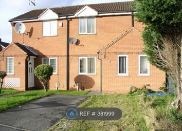 Thumbnail 2 bed terraced house to rent in Rosewood Close, South Normanton, Alfreton