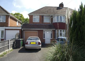 Thumbnail 4 bedroom semi-detached house for sale in Wyckham Road, Castle Bromwich, Birmingham