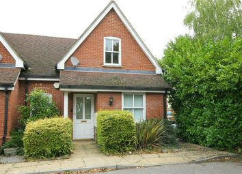 Thumbnail 2 bed end terrace house for sale in London Road, Sawbridgeworth, Hertfordshire