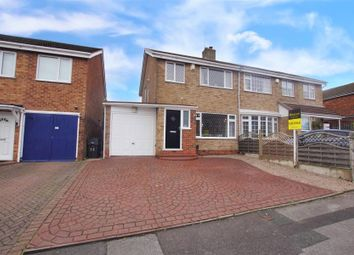 Thumbnail 3 bed semi-detached house for sale in Oakwood Road, Hollywood, Birmingham