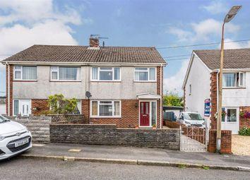 Thumbnail 3 bed semi-detached house for sale in Tir Mynydd, Gorseinon, Swansea