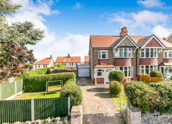 Thumbnail 4 bed semi-detached house for sale in Windsor Drive, Old Colwyn, Colwyn Bay, Conwy
