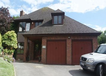 Thumbnail 4 bed detached house for sale in Windmill Hill, Rough Close, Stoke-On-Trent