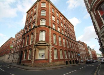 Thumbnail 4 bed flat to rent in Stoney Street, Nottingham