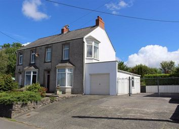 Thumbnail 2 bed semi-detached house for sale in Lower Lamphey Road, Pembroke