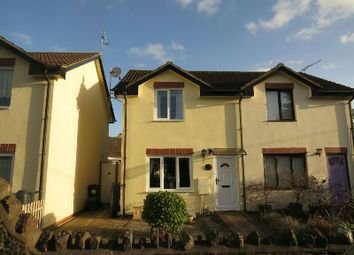 Thumbnail 2 bedroom end terrace house for sale in Nippors Way, Winscombe