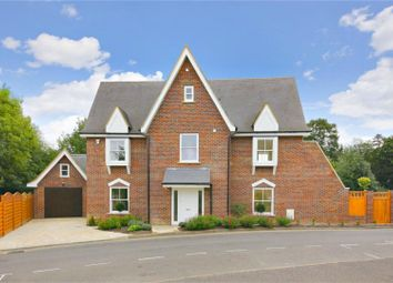 Thumbnail 4 bed detached house for sale in Allum Lane, Elstree, Borehamwood