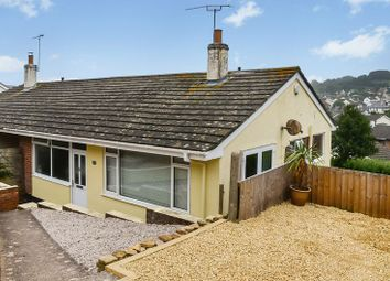 Thumbnail 2 bedroom semi-detached bungalow for sale in Cedar Way, Brixham