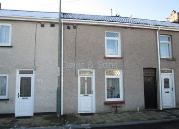 Thumbnail 3 bed terraced house for sale in Park Place, Risca, Newport.
