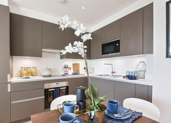 Thumbnail 3 bed flat for sale in Rathbone Market, Newham, London