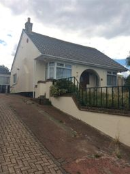 Thumbnail 3 bed detached bungalow for sale in Park Crescent Road, Margate