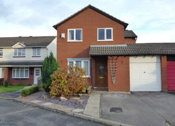 Thumbnail 4 bedroom detached house for sale in Westglade, Farnborough