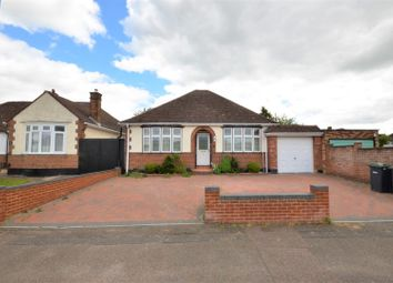 Thumbnail 2 bed detached bungalow for sale in Ryecroft Way, Luton