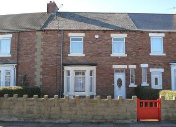 Thumbnail 3 bed terraced house to rent in Milburn Road, Ashington, Ashington