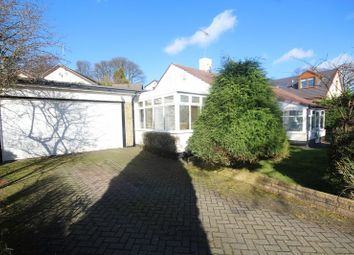 Thumbnail 4 bed detached bungalow for sale in Judith Street, Shawclough, Rochdale