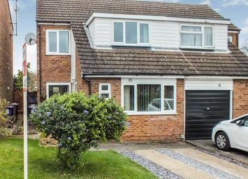 Thumbnail 3 bed property for sale in Beldam Avenue, Royston