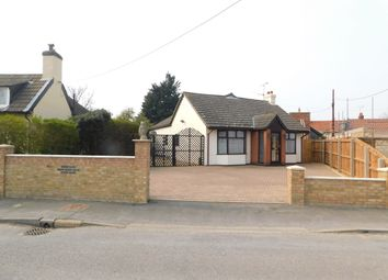 Thumbnail 2 bed detached bungalow for sale in Grimston Lane, Trimley St Martin