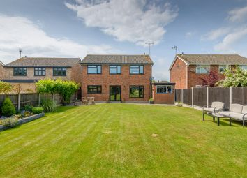 Thumbnail 4 bedroom detached house for sale in Plymtree, Southend-On-Sea