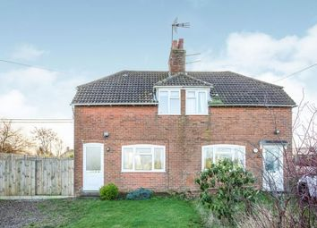 Thumbnail 3 bed semi-detached house for sale in Upton, Norwich, Norfolk