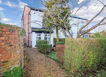 3 bed terraced house to rent in Heyes Lane, Alderley Edge SK9