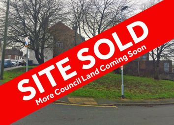 Thumbnail Land for sale in Sheaf Street, Hanley, Stoke-On-Trent